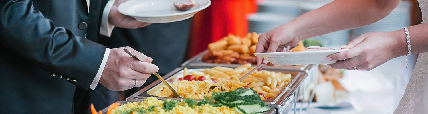 Buffet Table | Banquets & Catering Services | Cross Lanes, West Virginia