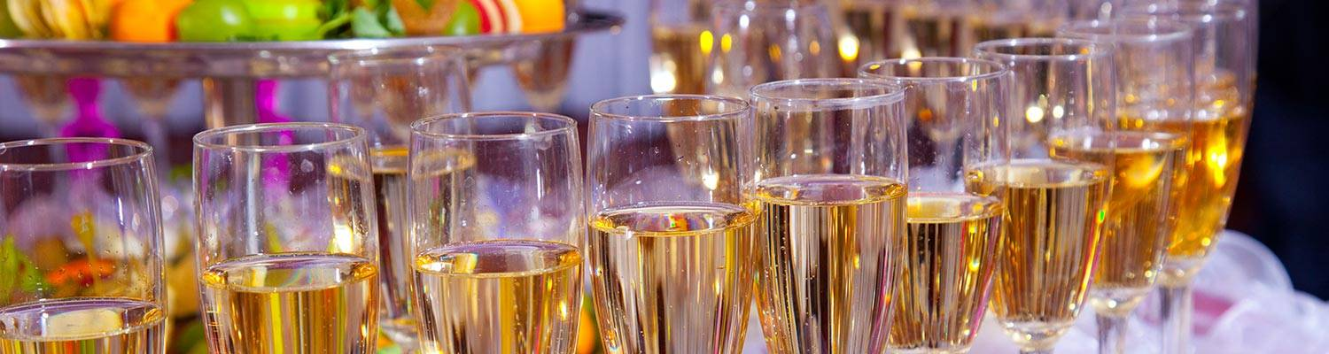 Champagne Glasses | Groups, Meetings & Special Events