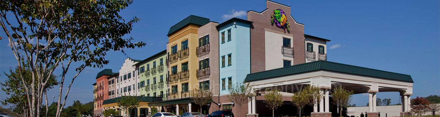 Mardi Gras Casino & Hotel | Cross Lanes, West Virginia