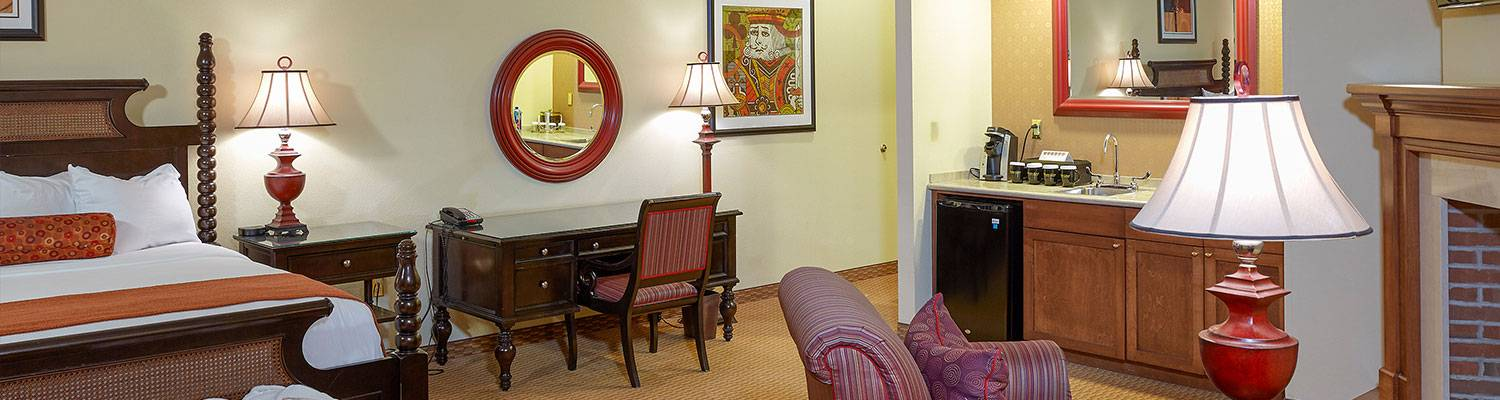 Hotel Rooms & Suites | Mardi Gras Casino & Resort Cross Lanes, WV