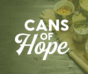 Cans of Hope