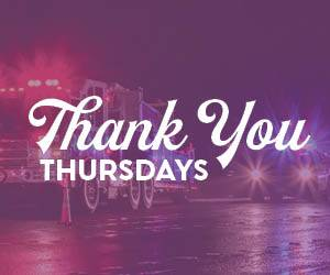 Thank You Thursdays