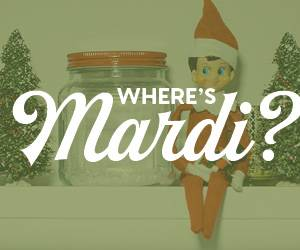 Where's Mardi?