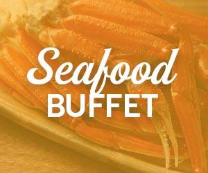 Seafood Buffet at French Quarter Restaurant