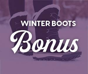 Winter Boots Bonus
