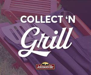 Collect 'N Grill | Johnsonville