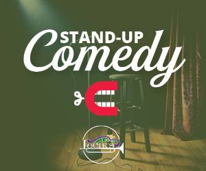 Stand-Up Comedy at Louie's Lounge