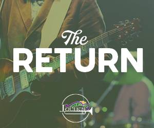 The Return at Louie's Lounge